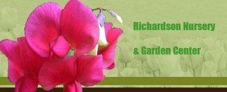 Logo tuincentrum Richardson Nursery & Garden