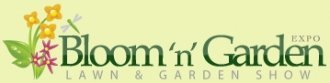 Logo tuincentrum Blooms-n-Gardens