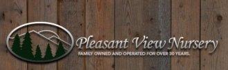 Logo tuincentrum Pleasant View Nursery