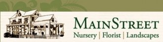 Logo tuincentrum Main Street Nursery