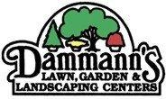 Logo tuincentrum Dammann's Lawn & Garden Center