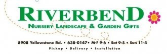 Logo tuincentrum River Bend Nursery & Landscaping