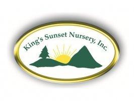 Logo tuincentrum King's Sunset Nursery