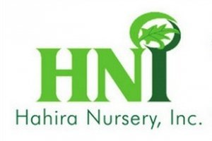 Logo tuincentrum Hahira Nursery