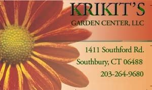 Logo tuincentrum Krikits Garden Center