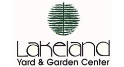 Logo tuincentrum Lakeland Yard and Garden