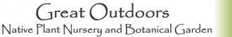 Logo tuincentrum Great Outdoors Nursery