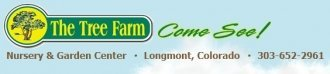 Logo tuincentrum Tree Farm Nursery & Garden Center