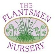 Logo tuincentrum Plantsman Nursery