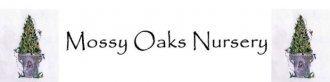 Logo tuincentrum Mossy Oaks Nursery