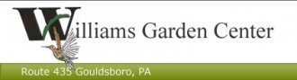 Logo Williams Garden Center