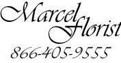 Logo tuincentrum Marcel Florist & Garden