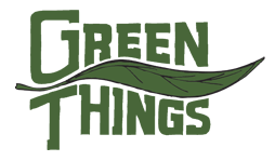 Logo tuincentrum Green Things Nursery
