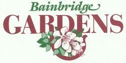 Logo tuincentrum Bainbridge Gardens