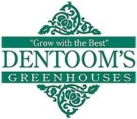 Logo tuincentrum Dentooms Greenhouses