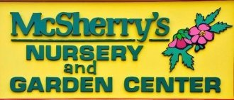 Logo tuincentrum Mc Sherry's Nursery & Gdn Center