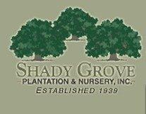 Logo tuincentrum Shady Grove Plantation & Nursery