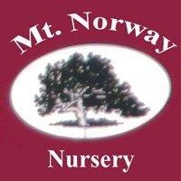 Logo tuincentrum Mt Norway Nursery
