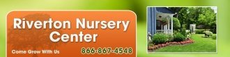 Logo tuincentrum Riverton Nursery