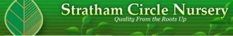 Logo tuincentrum Stratham Circle Nursery