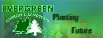 Logo tuincentrum Evergreen Nursery & Landscape