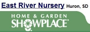 Logo tuincentrum East River Nursery