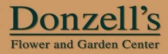 Logo tuincentrum Donzell's and Gale's Flower & Garden Center