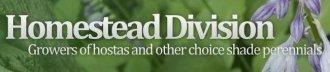 Logo tuincentrum Homestead Division
