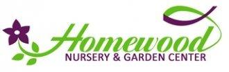 Logo tuincentrum Homewood Nursery & Garden Center