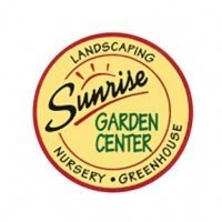 Logo tuincentrum Sunrise Garden Center