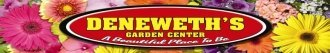 Logo tuincentrum Deneweth's Garden Center