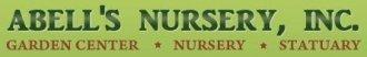 Logo Abell's Nursery Inc
