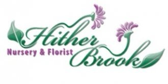 Logo tuincentrum Hither Brook Nursery