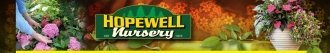 Logo tuincentrum Hopewell Nursery