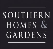 Logo tuincentrum Southern Homes & Gardens Montgomery