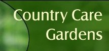 Logo tuincentrum Country Care Gardens