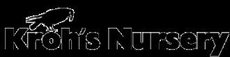 Logo tuincentrum Kroh's Nursery