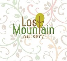Logo tuincentrum Lost Mountain Nursery