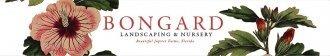 Logo tuincentrum Bongard Nursery