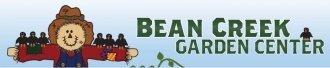 Logo tuincentrum Bean Creek Garden Center
