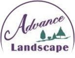 Logo Advance Landscaping & Garden Center