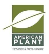 Logo tuincentrum American Plant B-CC
