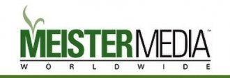 Logo tuincentrum Meister Media Worldwide