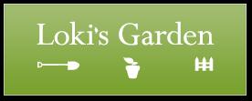 Logo tuincentrum Loki's Garden
