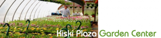 Logo tuincentrum Kiski Plaza Garden & Feed Center