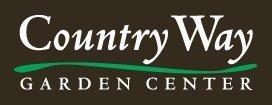 Logo tuincentrum Country Way Garden Center