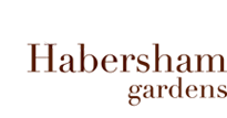 Logo tuincentrum Habersham Gardens Nursery