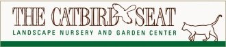 Logo tuincentrum Catbird Seat Garden Center