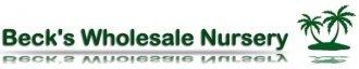 Logo tuincentrum Beck Wholesale Nursery