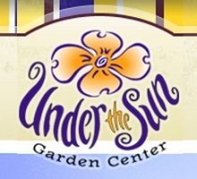 Logo Under The Sun Garden Center Oklahoma City Rockwell Plaza